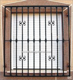 Resultado de imagen para diseños rejas en hierro forjado