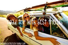 This would be so fun ! We have to do this... When we can drive ! Hahahaha @Makenna Peterson @Cierra Nagovsky @Grace JOZ