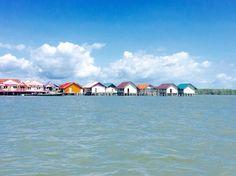Koh panyi village (muslim village), Phang Nga Bay, Thailand