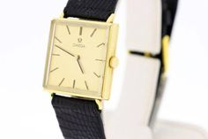 Omega square mens watch - Google Search