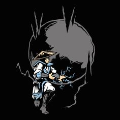 'Raiden's Lost Ark' by Fanboy30 on Redbubble.