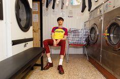 Martin Parr Campaign for Menswear Season One