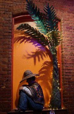 Decor in Sam Diego's, Plymouth, Ma