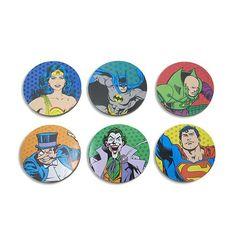 Porta Copo Personagens DC Comics