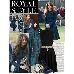 """""""Kate Middleton"""" by hannahrox313 on Polyvore"""