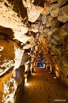 Tunnel Nuraghe Santu Antine #Torralba #Sardinia #Italy