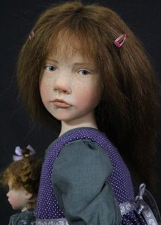 Laurence Ruet poupées d'artiste bébés et poupées de collection