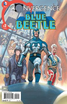 Convergence: Blue Beetle (2015) Issue #2