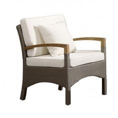 Кресло из искусственного ротанга от #4SIS #гдемебелькупить #купитьмебель #мебельмосква #мебельротанг #садоваямебель ↪️ http://gdemebelkupit.ru/stulya-i-kresla/503-kreslo-verona.html