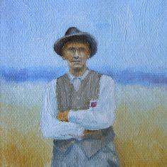 illustration of The farmer