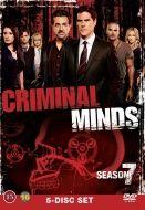 Criminal Minds - Kausi 7 (5 disc) - DVD - Elokuvat - CDON.COM