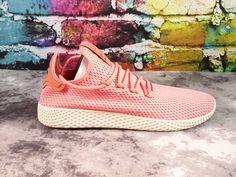 379cbd6325a38a Adidas Tennis HU Pharrell Tactile Rose
