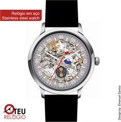Mostrar detalhes para Relógio de pulso OTR CLASS MECHN 003