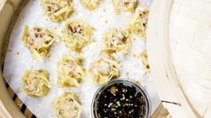 Dim Sum is notoriously difficult to make, so what better recipe to give our Sorted twist than this. We asked you guys for help on Google+, Facebook, Instagram, Twitter and YouTube with this one and there were loads of suggestions! We make things easy by using wonton wrappers, then add a bit of texture with peanuts and water chestnuts...all your ideas!