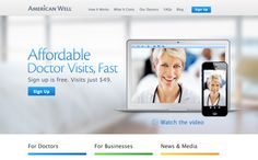 American Well ~ See a Doctor From the Comfort of Your Home for $49 – FREE VISIT #americanwell