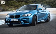2018 BMW M2 Coupe Design and Performance
