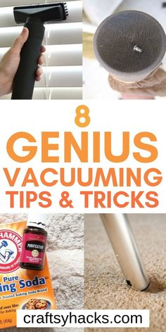 cleaning hacks tips and tricks Try these genius vacuuming tips and tricks. There is nothing better than a couple cleaning tips. Cleaning Checklist, House Cleaning Tips, Diy Cleaning Products, Deep Cleaning, Spring Cleaning, Super Simple, Bathroom Cleaning Hacks, Bedroom Cleaning, Cleaning Diy