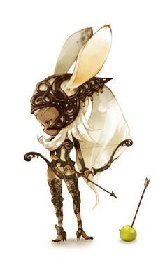 Tags: Anime, Final Fantasy XII, Fran (FFXII), Viera