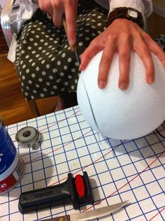 RedNosed Rabbit   Millinery: How to Carve a Hat Block - Part Four   Bowlers or Round Blocks