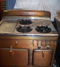 Model 61C Copper to be restored… maybe…