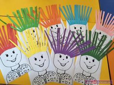 Ci tagliamo i capelli :) - Sito del forum del team pre-scola Cutting Activities, Preschool Art Activities, Activities For 2 Year Olds, Fun Activities For Toddlers, Gross Motor Activities, Preschool Activities, Art Books For Kids, Art For Kids, Body Preschool