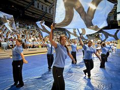 New Student Convocation is a Carolina tradition.