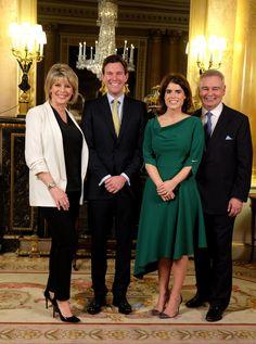 Princess Eugenie Jack Brooksbank, Princess Beatrice, Princess Diana, Duchess Of York, Duke And Duchess, Duchess Of Cambridge, Eugenie Of York, English Royal Family, Royal Christmas