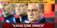 Fatih Terimden maç sonu çok sert açıklamalar : Türkiye Futbol Direktörü Fatih Terim A Milli Takımımızın Kosovayı 2-0 mağlup ettiği mücadelenin ardından açıklamalarda bulundu.  http://www.haberdex.com/spor/Fatih-Terim-den-mac-sonu-cok-sert-aciklamalar/79560?kaynak=feeds #Spor   #Terim #Fatih #mağlup #Kosova #ettiği