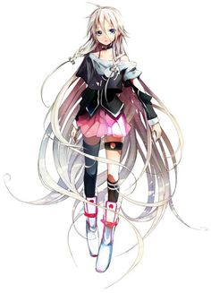 IA -ARIA ON THE PLANETES- vocaloid