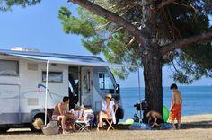 Veelgestelde vragen over kamperen in Kroatië.