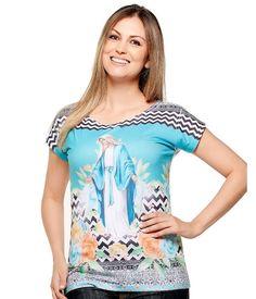 Blusa Nossa Senhora das Graças DV1885