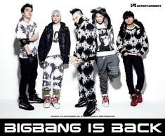 #BIGBANG [4th Mini Album] 2011.02