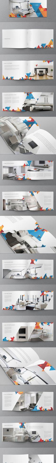 45+ Free Brochure Templates PSD Download | BlogSizzle