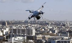 Expert explains how cities will change once drones become normal #DailyMail
