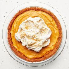 Graham Cracker Crust, Graham Crackers, Pumpkin Chiffon Pie, Most Popular Recipes, Favorite Recipes, Pie Recipes, Baking Recipes, Dessert Recipes, Baking Ideas