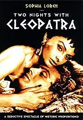 Two Nights with Cleopatra  - FULL MOVIE - Watch Free Full Movies Online: click and SUBSCRIBE Anton Pictures  FULL MOVIE LIST: www.YouTube.com/AntonPictures - George Anton -   SOPHIA LOREN, young - sexy - seductive, scantily clad!
