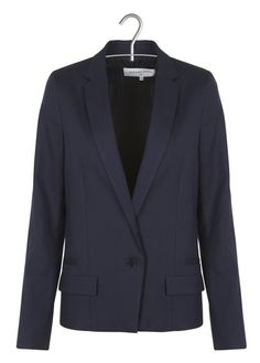 Veste de tailleur Bleu by GERARD DAREL