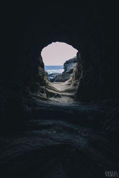 Lava tube Lookout Oahu