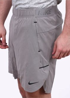46c423e60 Nike Apparel Lab Essentials Training Shorts - Grey Gym Pants, Latest Clothes  For Men,