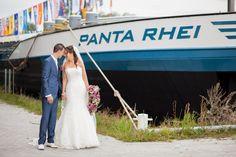 Wow, super mooie trouwjurk! - Inge Kooiman Fotografie - Gezinsfotografie, bruidsfotografie en portretfotografie