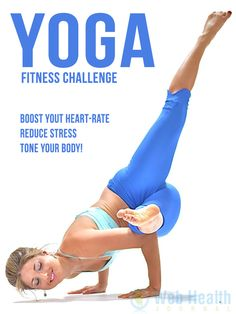 Yoga fitness challenge