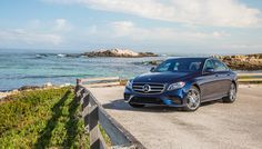 Mercedes Benz's E300 is a luxury car that happens to be high-tech. The 2017 E300 is filled to its German gills with the latest and greatest in car technology.