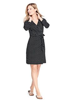 Try our Women's Swim Cover-up Wrap Dress with UV Protection Print at Lands' End. Land's End, Jersey Maxi Skirts, Suits For Women, Clothes For Women, Latest Fashion For Women, Womens Fashion, Womens Tankini, Someday Fashion, Fashion Styles