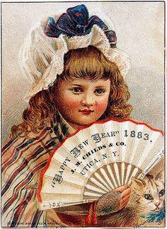 Happy New Year - 1883