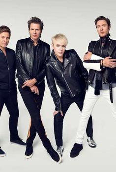 Duran Duran unveil new single 'Pressure Off' and tracklisting for Paper Gods | Music | HMV.com