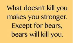 what doesnt kill you funny crazy jokes lol funny quotes humor humorous quotes Inspirational Pregnancy Quotes, Inspiring Quotes, Inspirational Funny, Inspirational Thoughts, Motivational Quotes, Great Quotes, Funny Quotes, Hilarious Sayings, Awesome Quotes