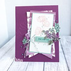 Crafty Little Peach: Share What You Love 2 - Stampin' Up! Artisan Blog Hop