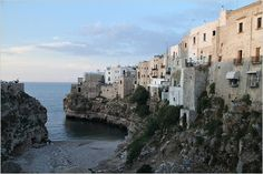 Apulia, Italy. Very important chemo drug found in the dirt here. Guess I'll kiss the ground if I visit.
