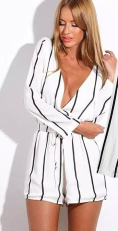 OUTFIT: http://www.glamzelle.com/collections/whats-glam-new-arrivals/products/vertically-correct-stripes-onepiece-romper-playsuit
