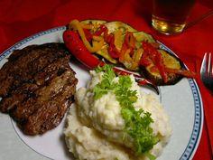 "Ideal Protien - Steak & Magic ""mashed potatoes"""